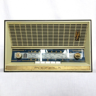 radio phonola